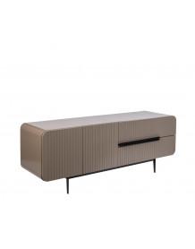 LEWIS - 150 cm wood sideboard