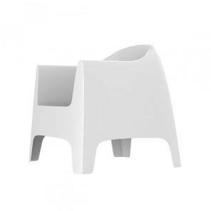 2 fauteuils Solid avec coussins