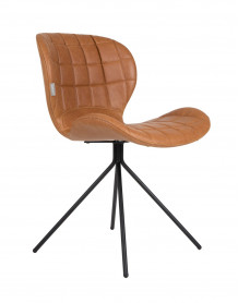 Brown dining chair OMG