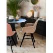 ALBERT KUIP SOFT - Beige design armchair