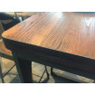 NEVADA - Table repas 120 cm bois massif