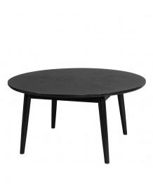 FAB - Black wood coffee table