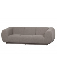 WOOLLY - Canape naturel gris bepurehome