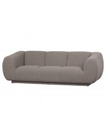 WOOLY - Natural sofa L227 cm