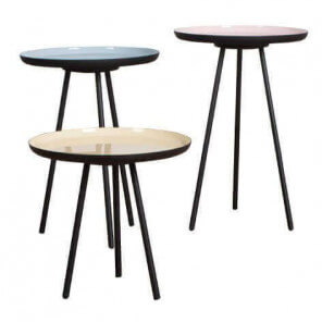 Set de 3 Tables 1447
