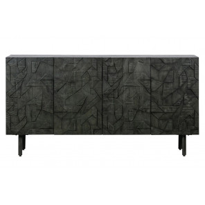 COUNTER - Black mango Sideboard