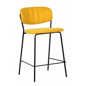 Yellow counter stool Bellagio