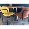BELLAGIO - yellow and orange fabric