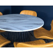 CIRCLE - Table de repas ronde marbre