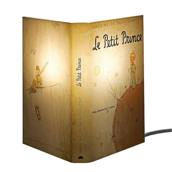 Lampe livre Le petit prince