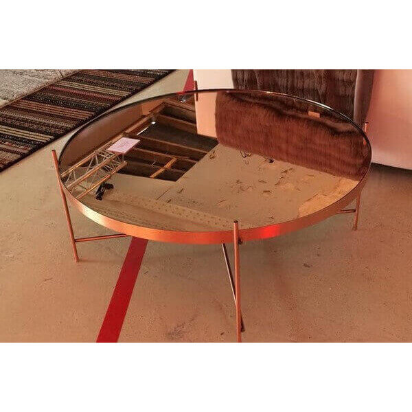 copper table zuiver