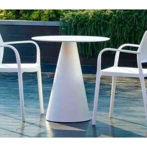 Ikon table white