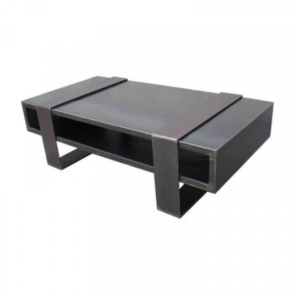 Duosteel Métallica low Table
