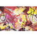 Tableau abstrait Street 1952
