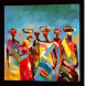 Tableau Africaines 1963