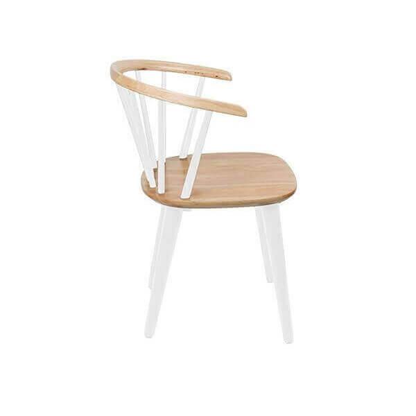 SWEEDISH - Wooden chair scandinavian trend