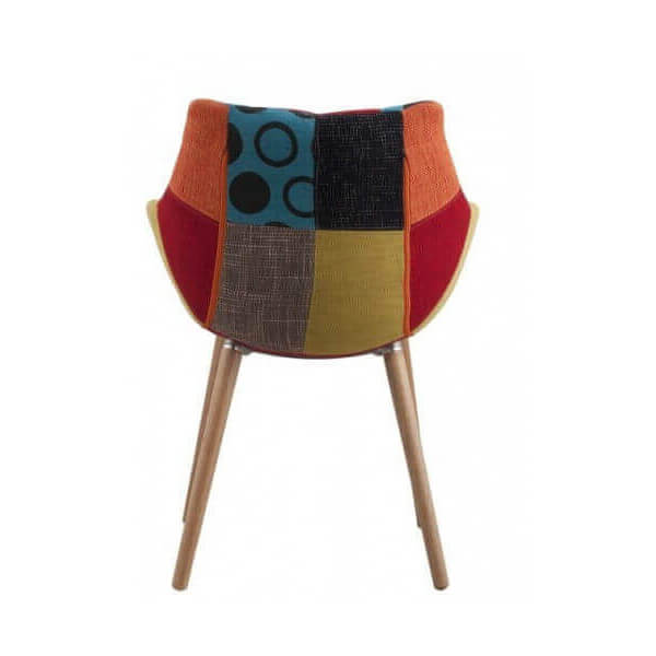 Patchwork Eleven Chair By Zuiver