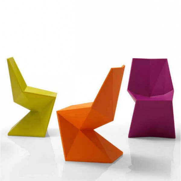 Vertex Design Chair Vondom