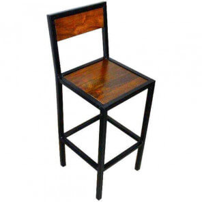 Factory high stool Seat height -75 cm
