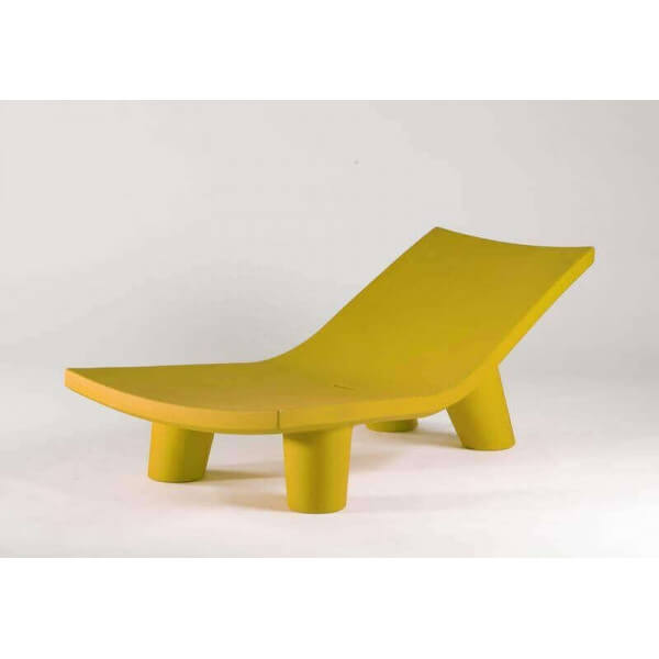 Chaise longue Lowlita Slide 375