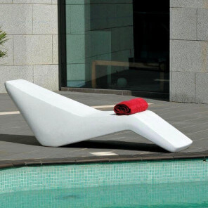 Chaise longue Wave 380