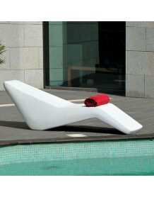 Chaise longue Wave