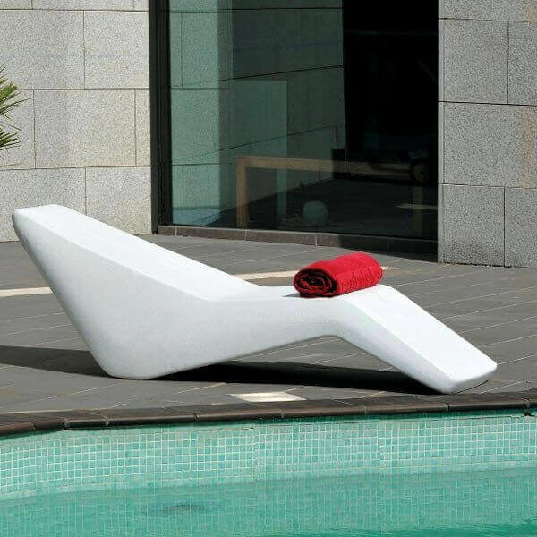 Wave Long Chair