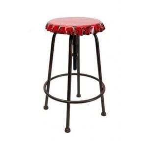 CAPS - Adjustable steel stool