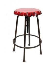 Caps adjustable bar stool