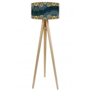 Hippie floor lamp
