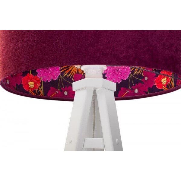 Lampadaire Floral