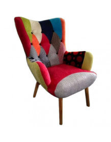 Java arm chair
