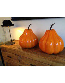 Glossy Pumpkin