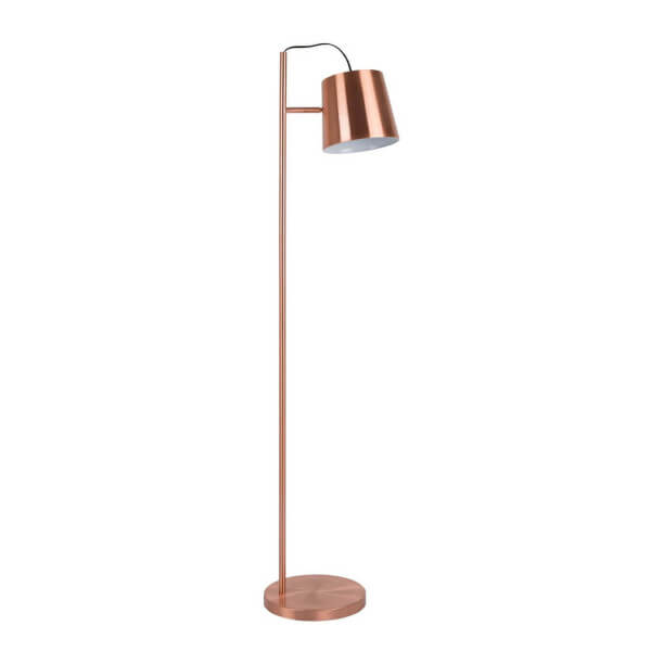 Lampadaire Cuivre Zuiver