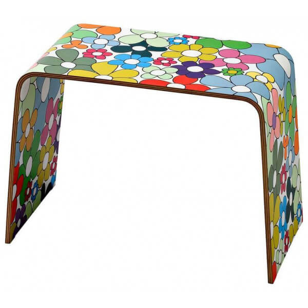 Awesome Colored Side Table ...
