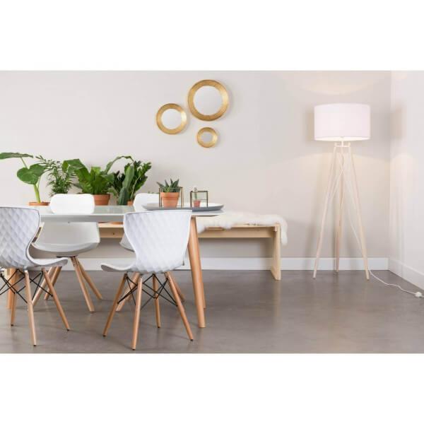 table manger design scandinave. Black Bedroom Furniture Sets. Home Design Ideas