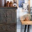 Manor vintage cabinet