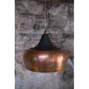 Copper lamp Dutchbone