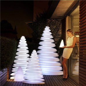 Sapin lumineux chrismy