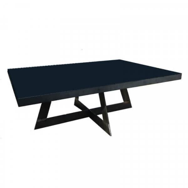 Cross Steel low table