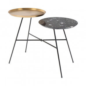 Table basse ronde Libra