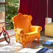 Fauteuil Queen of love Slide