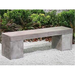 BETON - Massive concrete bench 2