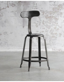 Whale bar stool