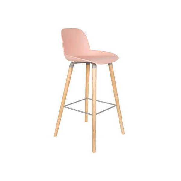 Chaise haute de bar zuiver for Hay about a stool replica
