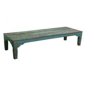 Table basse bois Ethnique bohême