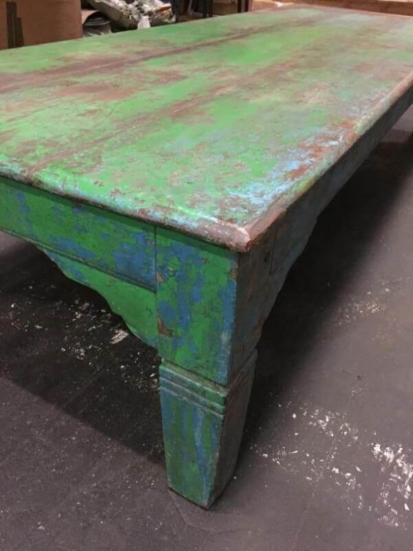 Vintage Low Table