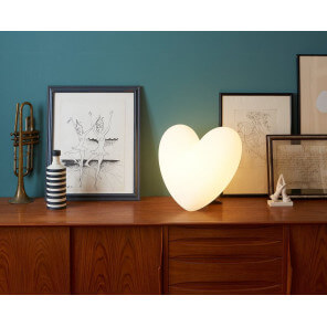 Table lamp Love