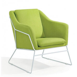 Green Narvik armchair