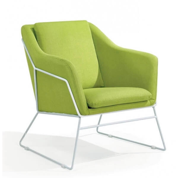 Green Narvik armchair